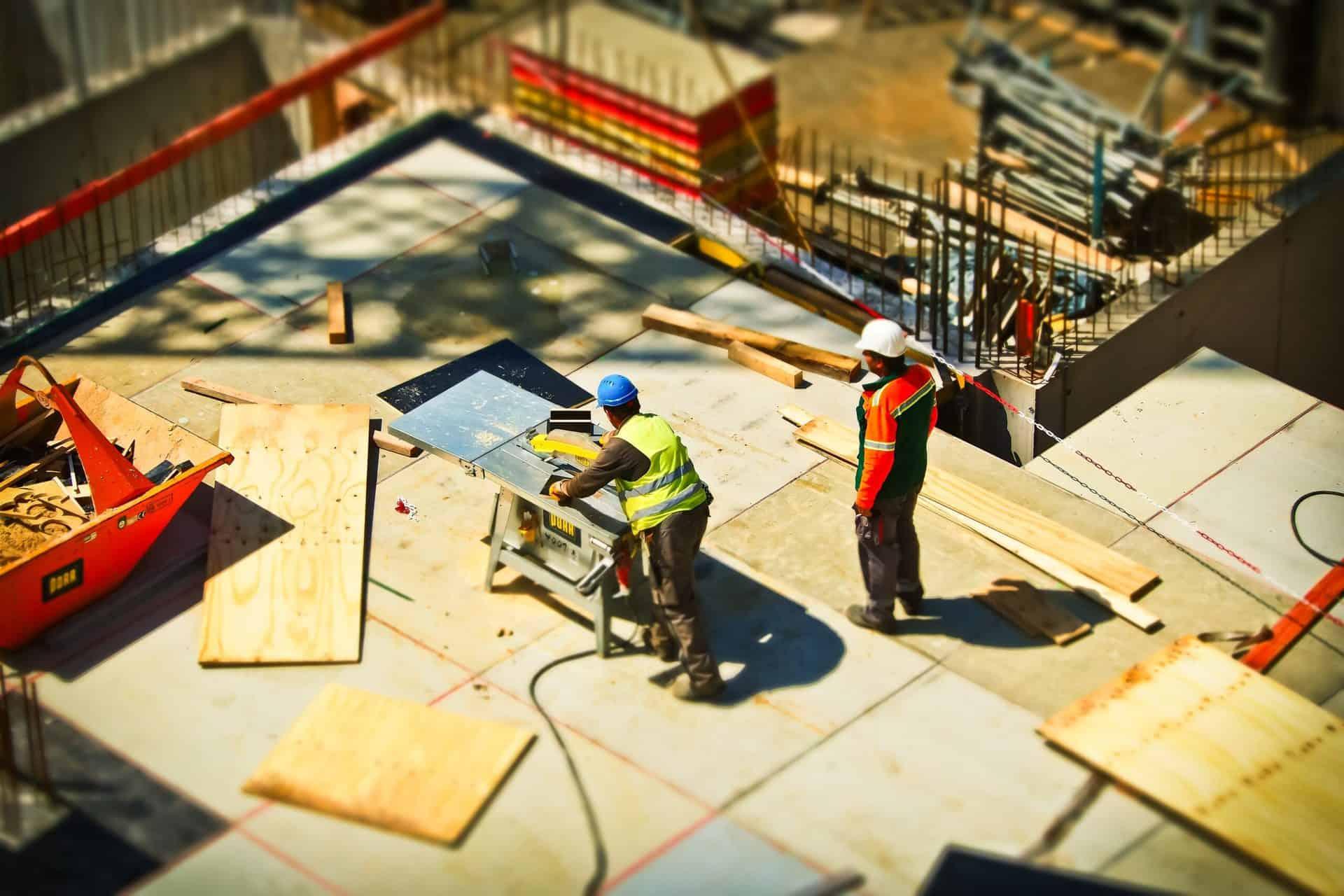 byggearbejder