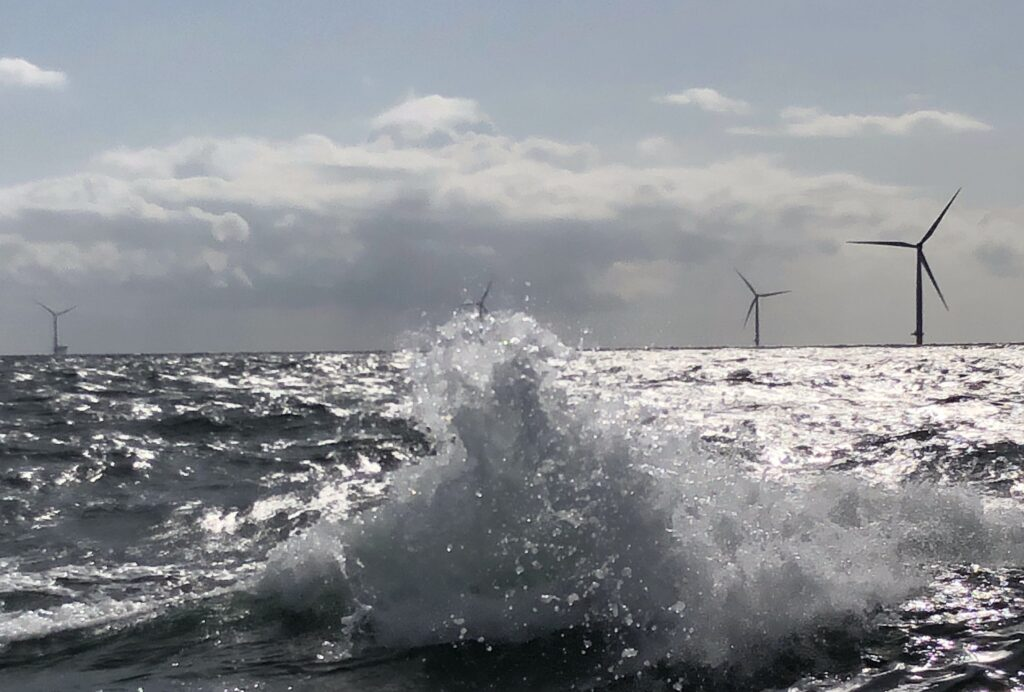 havmøllepark