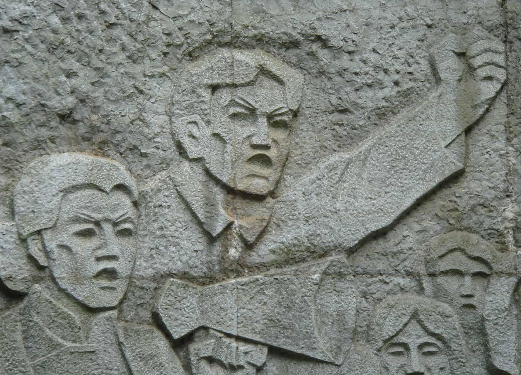 Lettelse - Skulptur